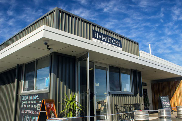 Hamilton's Oysters Tuncurry
