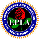 NSW Environment & Planning Law Association (EPLA)